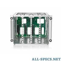 HP 2U 8SFF Hard Drive Cage/Backplane Kit for DL180 Gen9 579841