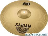 Sabian 14 B8 Thin Crash Crash